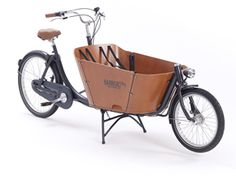 Babboe Cargo bike - Babboe City Cargo Bike