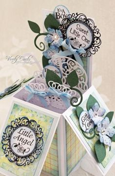 Its a boy ! by Veritycards - Cards and Paper Crafts at Splitcoaststampers