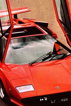 Vintage Lamborghini