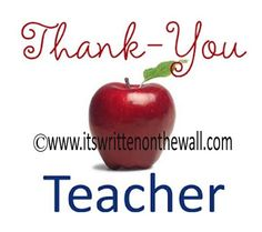 30 More Teacher Appreciation Sweet Treat Gifts from It's Written on the Wall