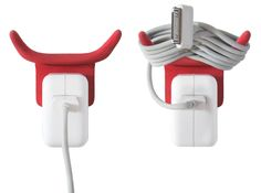 Cable winder The Bull - for chargers and adapters