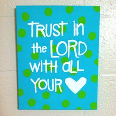 My painting inspired by my boyfriends favorite bible verse :)