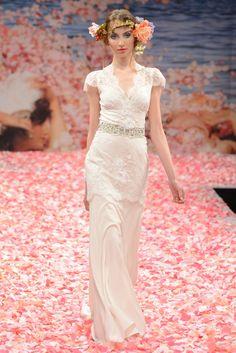 Claire Pettibone Bridal Fall 2013
