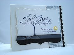 Thoughts & Prayers  Stampin' Up!