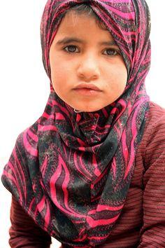 Girl from Jordan