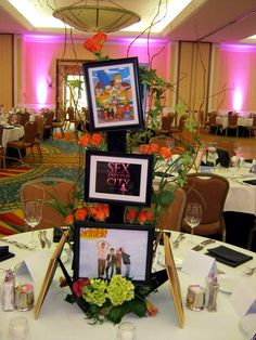 90s Theme Centerpiece | Flickr - Photo Sharing!