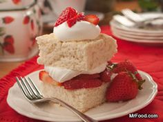 No meal is complete without dessert, and it doesn't matter if it's a cookie, a bar, or a piled-high layer cake. But when you serve this classic made-from-scratch shortcake, all of a sudden it's everybody's first choice!
