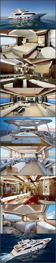 Benetti Delfino 93 Ocean Drive LuxuryYacht