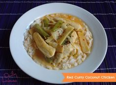 red curry chicken re