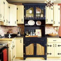 Love the kitchen cabnets