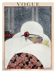 Vogue Cover - January 1919