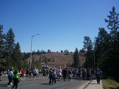 My favorite race: Bloomsday & the Doomsday Hill!