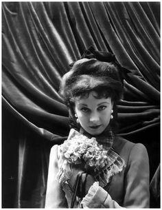 Vivien Leigh as Anna Karenina, by Cecil Beaton