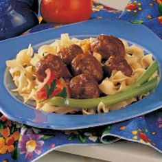 Flavorful Swedish Meatballs -- Make ahead and freeze. Want to make, but with turkey!