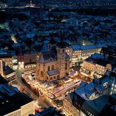 Regensburg. Bavaria. Germany.