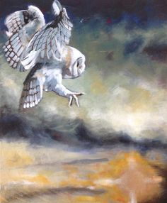 A painting by Tracy McCulloch traci mcculloch, beauti art