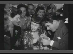 Drum Boogie on a Matchbox - Ball of Fire . 1941
