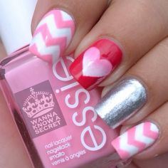 love but not in pink.. maybe black silver and white