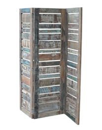 reclaimed room divider awesome piece