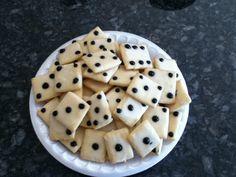 cookies  for Bunco night!