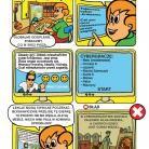 komiksi, edukacja polonistyczna