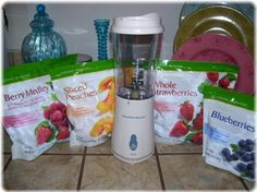 Small Blenders & Single Serving Smoothie Recipes
