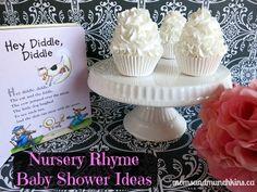 Nursery Rhyme Baby Shower