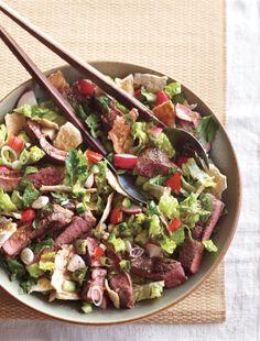 Salad - Lamb and Pita Salad