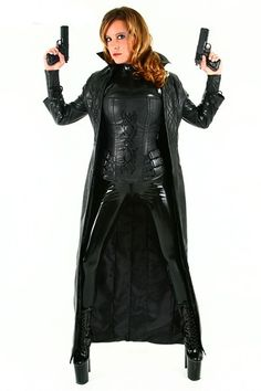 HANDMADE to ORDER Selene Underworld Jacket by DeadlyCurvesCorsets, $229.99