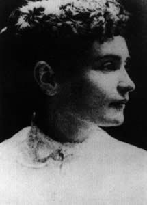 Anne Sullivan, c. 1887. Photo: American Foundation for the Blind. Sullivan (1866-1936), herself visually impaired and only 20 years old, became Helen Keller's instructor in March 1887. It was the beginning of a 49-year relationship, Sullivan evolving into governess and then eventual companion.