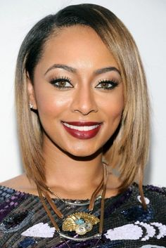 Keri Hilson's bold, blonde bob at Lifetime's 'Steel Magnolias' premiere is as striking as her beautiful smile!