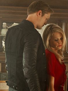 Eric and Sookie - True Blood