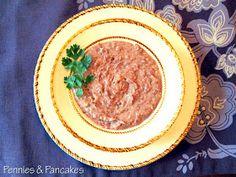 "Crockpot ""Refried"" Beans ($0.19 per cup) pinto bean"