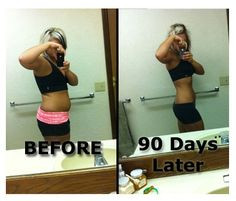 Tons of motivational before and after pics