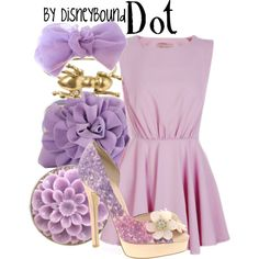 """Dot"" by lalakay on Polyvore #disney"