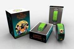 Limited Edition Mickey Halloween MagicBands on sale now!