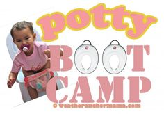 I put my daughter through potty boot camp and it worked | #BabyCenterBlog