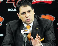Mike Benevides (Coach BC Lions Football)