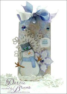 Darsie Bruno Applique Christmas