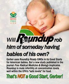 #GMO's are proven to cause infertility
