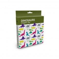 Dinosaurs Origami Set