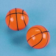 Rubber Basketball Bouncing Balls 24/$14.78 1 3/8 inches