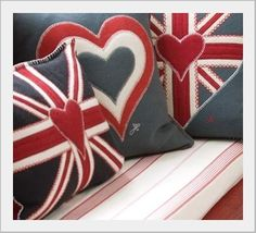 True Colors : U comme ... Union Jack