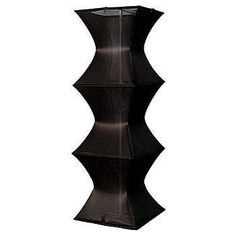 Black Hanging Wave Column This Black Hanging Wave Column features a vibrant stretch column which supports a fabric slip to create a fantastic wavy shape to hang from a ceiling, arch or doorway. Each Black Hanging Column measures 6 ft high x 2 ft wide and is sold individually. Our Black Hanging Wave Columns are sure to add excitement and color to any Prom, homecoming, wedding or specialty event!
