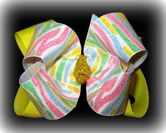 Sparkle Pastel Glitter Easter Spring by MyBellaBellaBowtique, $5.99