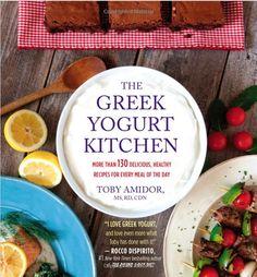 The Greek Yogurt Kitchen: excellent recipes using Greek yogurt! #greekyogurt #recipes #protein