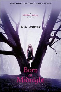 Born at Midnight: Shadow Falls book 1-- This series is AMAZING! They're quick reads but they are so enjoyable. This series is not based around a very original idea (a summer camp for paranormal teens) but the storylines are great and some of the ideas about the paranormal are pretty refreshing. I definitely recommend the whole series!