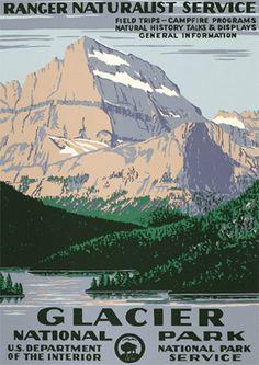 national parks - Glacier