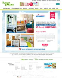 Win $5,000,...enter the Dream Room Makeover Pinterest Sweepstakes.  http://www.bhg.com/bhg/files/marketing/pinandwin/americanfamily/dreamroommakeover.html