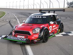 This custom MINI racer scaled the Rocky Mountains to score bronze at Pikes Peak.